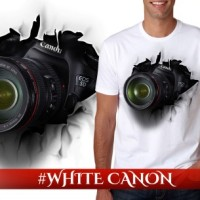 tshirt/shirt/pakaian/switer/distro/kaos pria 3D kamera foto canon