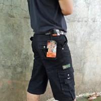 Jual celana pendek / short pants cargo pria cowok jumbo big size murah Murah
