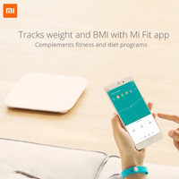 Jual Xiaomi Mi Smart Scale Bluetooth Original timbangan berat badan pintar  Murah