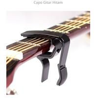 Jual Capo Gitar Aluminium Murah Meriah Akustik Bass Elektrik bagus elegan Murah