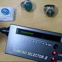 Jual alat uji tes batu cincin berlian Diamond Selector II akurat murah new Murah