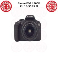 Kamera Canon EOS 1300D + 18-55 ; Camera 1300 D Kit, 18MP, Crop Sensor