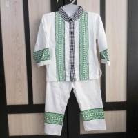 Jual Baju Koko Bayi Putih Baju Muslim Lebaran   Murah Murah