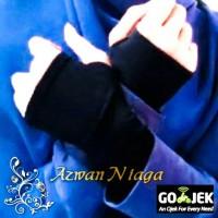 Jual Handsock / Manset Tangan Jempol Panjang -+41-45cm Polos   Murah Murah