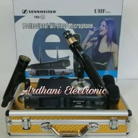 Jual Microphone Wireless SENNHEISER 100 G6-Black. Murah