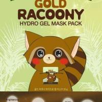 SECRETKEYGold Racoony mask sheet