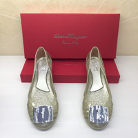Jual Shoes / Salvatore Ferragamo / Shoes Jelly / Semi ori quality Murah