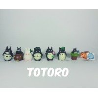 Jual Totoro figurine karet Murah