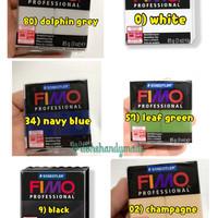 Jual Polymer Clay Fimo Profesional Standard Block Murah
