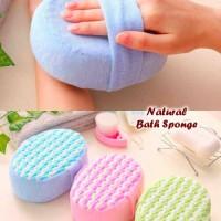 Jual NEW Natural bath sponge / Spons mandi  Murah