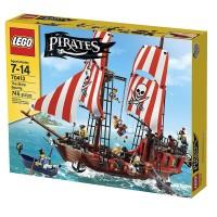 Jual LEGO Pirates - 70413 The Brick Bounty Set Building Kid Toy Pirate Ship Murah