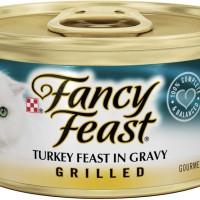 Jual Fancy Feast Grilled Turkey 85gr Cat Food Makanan Kucing Murah