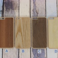 Jual JELLY BINTANG REAL WOOD IPHONE 6 PLUS (5.5) Murah