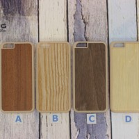 Jual JELLY BINTANG REAL WOOD IPHONE 6G/6S Murah