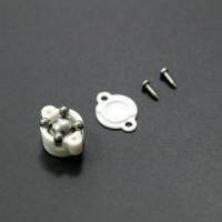 Ball Caster Metal MiniQ