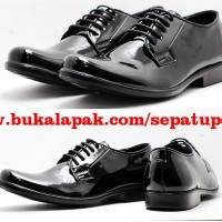 harga Sepatu Pantofel Pria Pdh Asli Bahan Imitasi Type 17nn Tokopedia.com