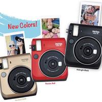 Jual Fujifilm Instax Mini 70 Free Wallpaper Murah