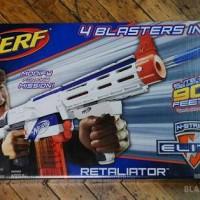 Jual Nerf Retaliator 4-1 Hasbro Original Murah