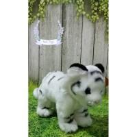 Jual Boneka Macan Putih (White Tiger Doll's) Murah