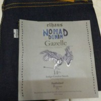 Jual Elhaus nomad denim gazelle Murah