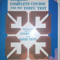 Jual Longman Complete Course for the TOEFL TEST Preparation for the Compute Murah