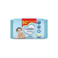 harga Cussons Baby Wipes 50s (buy 1 Get 1) Biru / Tisu Basah Cussons Tokopedia.com