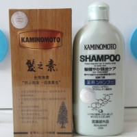 Jual Paket Kaminomoto Gold: Hair Growth Accelerator + Shampoo Murah