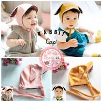 Harga topi anak bayi rabbit cap baby | antitipu.com