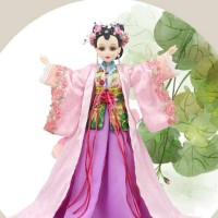 Jual BLYTHE DOLL - East Charm BJD Chinese style including clothes , stand Murah