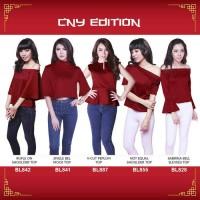 Jual CHINESE NEW YEAR TOP baju imlek sincia cheongsam wanita murah Murah