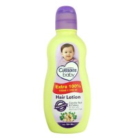 CUSSONS BABY Hair Lotion Candle Nut Celery 100 + 100 ml ( 200 ml )