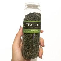 Jual Daun Teh Hijau ASLI dan 100% ALAMI Kualitas D1 (Pure Green Tea) Murah