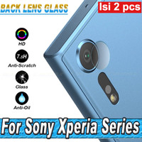 Tempered Glass Camera Sony Xperia XA XZ XA Ultra X XZS XZP XC XA1