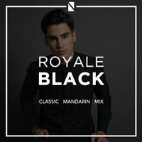Jual Kemeja koko Polos Hitam / Detachable collar shirt Royale Black - Nobel Murah