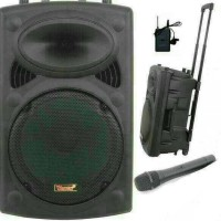 harga New Speaker Portable Wireless Amplifier Weston 12 Inch Meeting Toa Tokopedia.com