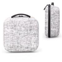 Jual DJI Spark Drone Hard Portable Bag Handheld Carrying Case White Grey Murah