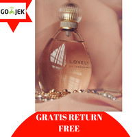 Jual Parfum Original 100% wanita Sarah Jessica Parker SJP Lovely 100 ML  Murah