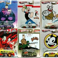harga Hotwheels Pop Culture King Feature Syndicate 2014 (drag Bus, Vw, Dll) Tokopedia.com
