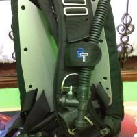 Jual Set  Dolphin Tech BP/Harness + Oxycheq wing 30lbs Murah