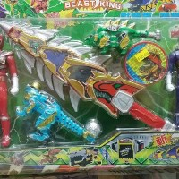 pedang power ranger dino charge Zyuden Sentai Kyoryuger Dino Spike
