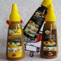 Jual Caramel, Chocolate, Durian Sauce Small Size Murah