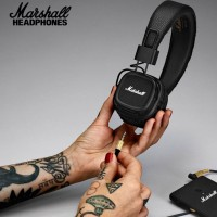 Original Marshall Major II Bluetooth Wireless Headphone / Headset