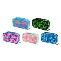smiggle chaos go anywhere pencil case