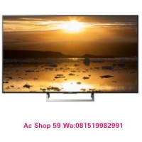 TV LED SONY BRAVIA KD-65 X7000E 4K HDR ULTRA HD ANDROID YOU TUBE