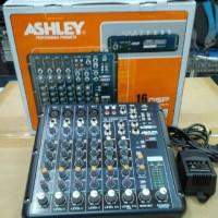 audio mixer ASHLEY SMR8
