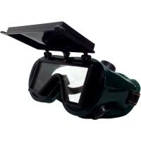 Kacamata Las Buka Tutup / Kaca mata Las model Kotak NANKAI