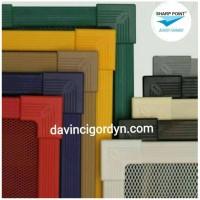 Kasa Nyamuk Aluminium List Magnet / kawat nyamuk jendela atau pintu