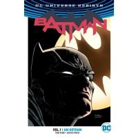 DC Rebirth Batman Volume 1 - I Am Gotham TP