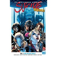 DC Rebirth Suicide Squad Volume 1 - The Black Vault TP