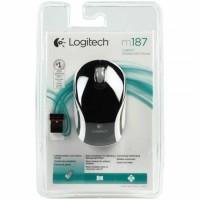 Jual KP2987 Logitech M 187 Cordless Notebook Mouse KODE TYR3043 Murah